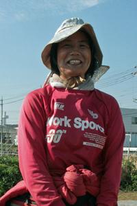 木田恵美子さん2011-1