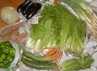有機野菜を食べませんか?2